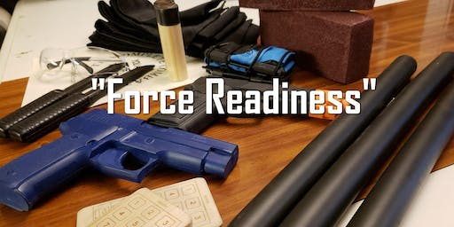 November 2019 1 Day FORCE READINESS in DAHLONEGA