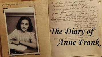 """The Diary of Anne Frank"""