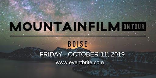 Mountainfilm on Tour-2019 BOISE