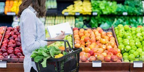 Wellness Night Out & Shopping Tour with a Clinical Nutritionist tickets