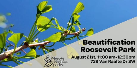 Roosevelt Park Beautification tickets