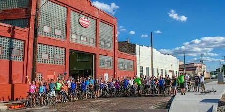 Bikes & Brews - Annual Dayton Beer Week Charity Bike Ride tickets