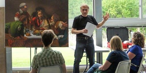 Alla Prima Studio Practice Workshop
