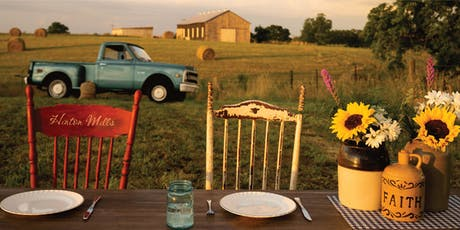 Farm to Table Dinner to Support the KYGMC Limestone Project tickets