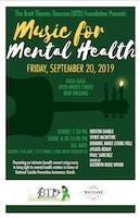 Music for Mental Health ft. Kristin Diable, Spirit McIntyre, Dominic Minix, Assata Renay + more