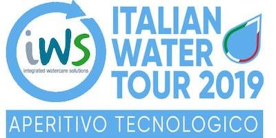 Italian Water Tour 2019: IREN, Reggio Emilia