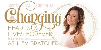 Fall Dinner with Ashley Bratcher Changing Hearts & Lives Forever