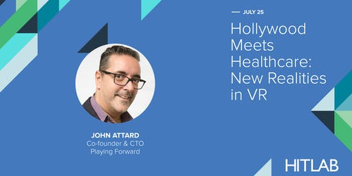 Hollywood Meets Healthcare: New Realities in VR
