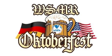 WSMR Oktoberfest tickets