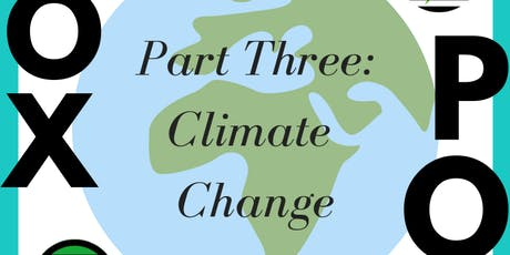 VOX POP - Part Three: Climate Change tickets