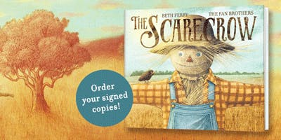 Meet the Author - Beth Ferry, The Scarecrow