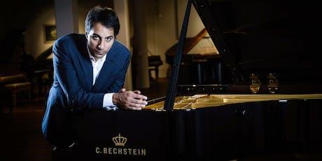 BEETHOVEN E SCHUMANN | con il pianista Saleem Ashkar biglietti