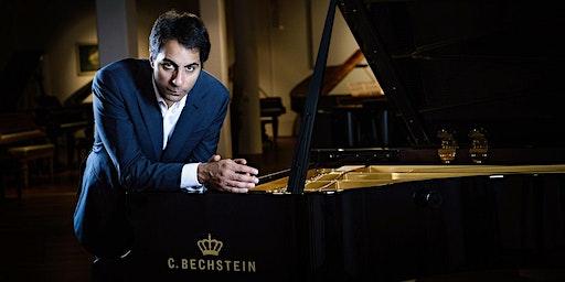 BEETHOVEN E SCHUMANN | con il pianista Saleem Ashkar