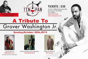 Grover Washington Jr. Tribute Show