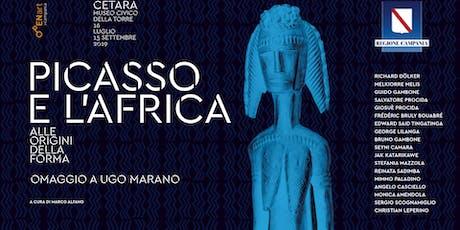 Picasso e l'Africa: alle origini della forma | Curator's Tour biglietti