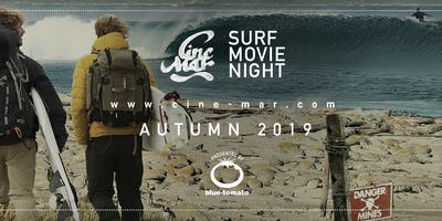 "Cine Mar - Surf Movie Night ""TRANSCENDING WAVES"" - Stuttgart"