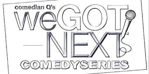 Q's All White Comedy Show