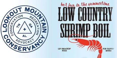 Black Creek Group Shrimp Boil benefiting Lookout Mountain Conservancy tickets
