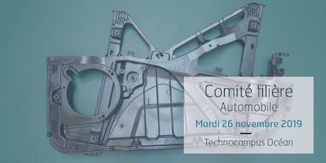 IRT JV | Comité filière Automobile billets