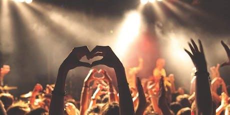JOHN CORABI, BRANDON GIBBS, SIR REAL, EMINENCE - Rockin' The Path To Hope tickets