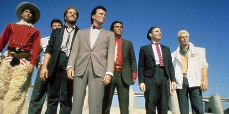 The Adventures of Buckaroo Banzai - Rooftop Anniversary Screening tickets