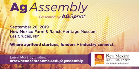 AgAssembly  tickets