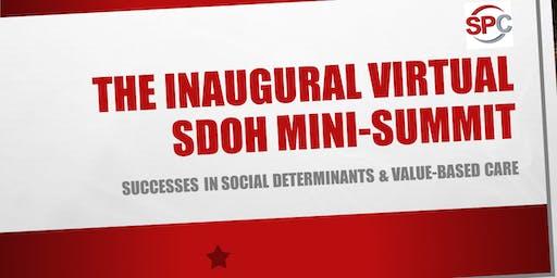 SDOH Mini-Summit: Successes in Social Determinants & Value-Based Care