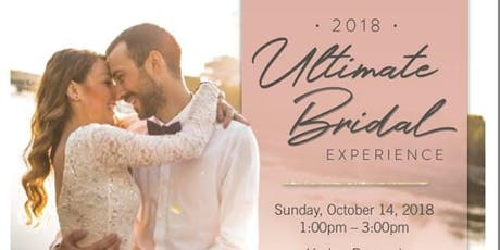 The Ultimate Bridal Experience 2019 tickets