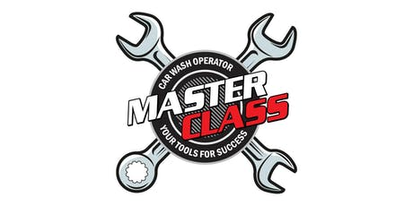 Car Wash Operator Master Class: Your Tools For Success! tickets