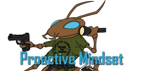 April Proactive Mindset tickets
