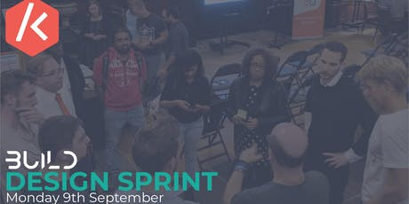 BUILD Design Sprint tickets