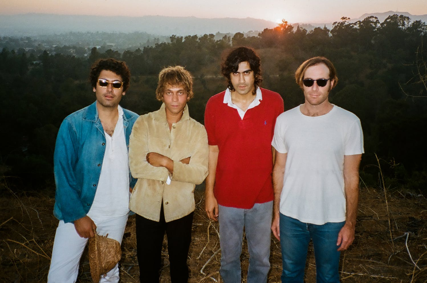 Allah-Las with Mapache & Tim Hill