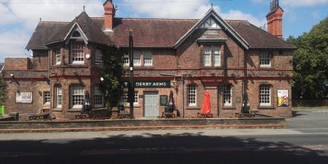 Derby Arms Knowsley Village Psychic Night tickets