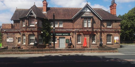Derby Arms Knowsley Village Psychic Night