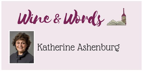 Wine & Words: Katherine Ashenburg tickets