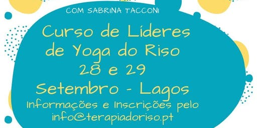 Formação Certificada de Líder de Yoga Riso - Lagos