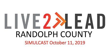 Live2Lead: Randolph County