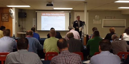Jason O'Brien, Open Discussion with a Hiring Manager (JDNG, Wheaton, IL)