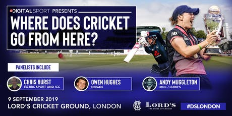 Where Does Cricket Go From Here? tickets