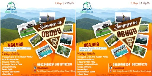 4 DAYS IN OBUDU
