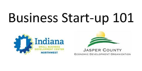 Business Start-up 101 in Remington tickets