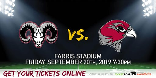 Marshall vs Stevens Varsity Football