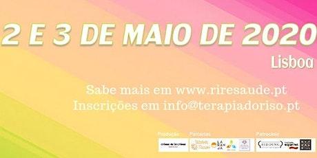 """4ª Edição do Congresso """"Rir é Saúde"""" - Portugal tickets"""