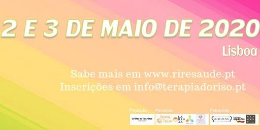"""4ª Edição do Congresso """"Rir é Saúde"""" - Portugal"""