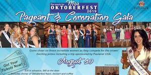 Miss Oktoberfest 2019 Pageant & Coronation Gala -...