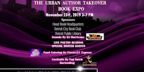 The Urban Author Takeover tickets