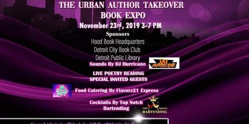 The Urban Author Takeover