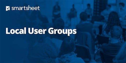 Portland Smartsheet User Group 8/22