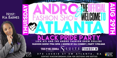 The Andro Fashion Show  tickets