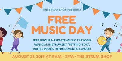 Free Music Day